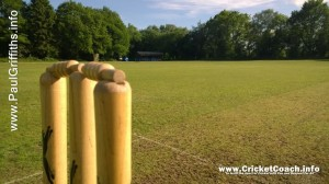 Golf's Oasis for Cricket